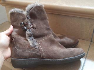 Botas de piel made in spain