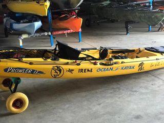 vendo kayak pesca