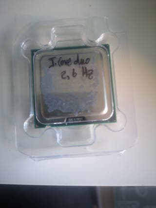 Intel core duo 2.66