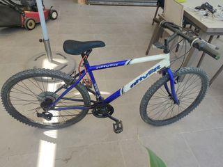 """Bicicleta de Montaña adulto de 26"""""""