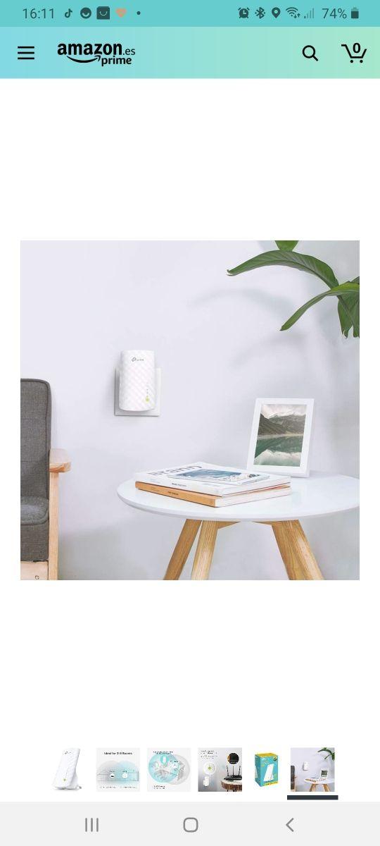repetidor wifi tplink re200