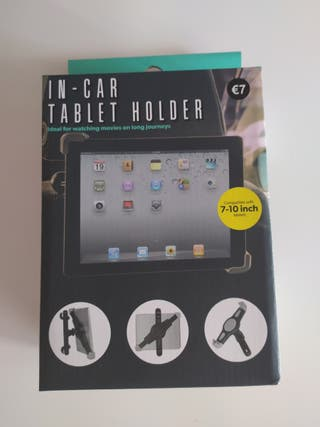 Soporte tablet para el coche