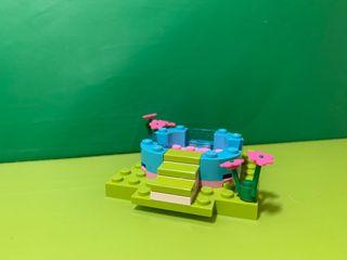 Piscina lego friends