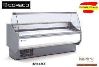 VITRINA EXPOSITORA CORECO mod. CVED-9-10-C