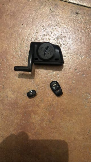 Sensor de cadencia y velocidad garmin
