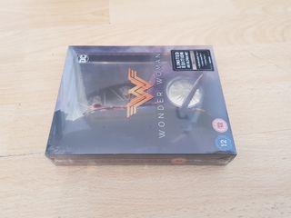 Wonder Woman 4K ULTRA HD (Titans of cault) Blu Ray