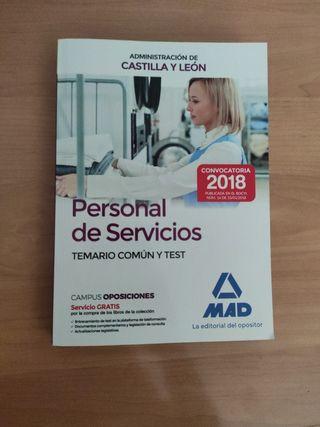 MAD - Administración de Castilla y León