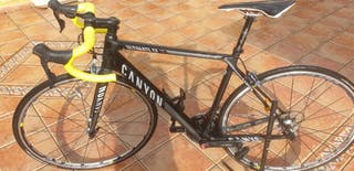 Se vende. CANYON ULTIMATE CF. 6,95 kg