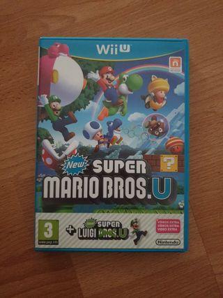 Super Mario Bros. U