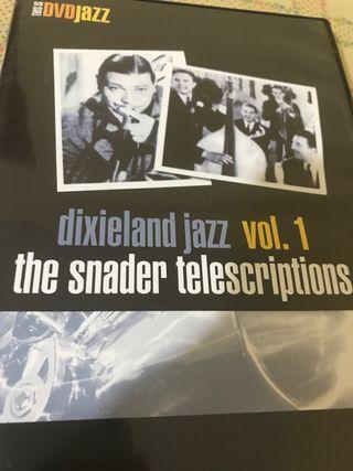 Dixieland jazz the snader telescriptions