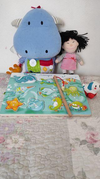 Lote juguetes Imaginarium