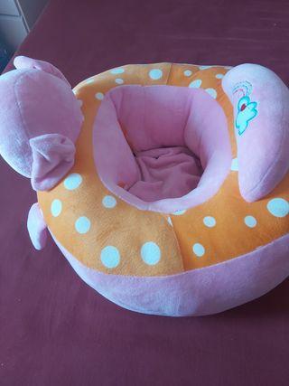 Silla cojin bebe