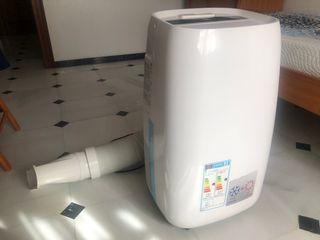 aire acondicionado portátil y bomba de calor