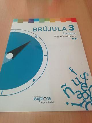 Libro Lengua castellana 3 primaria