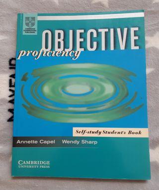 Objective Proficiency. English.