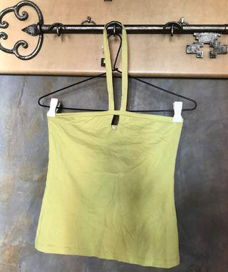 Camiseta de cuello Mango
