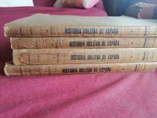Historia Militar de España
