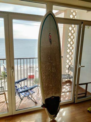 Tabla Surf NSP 7'2 pies