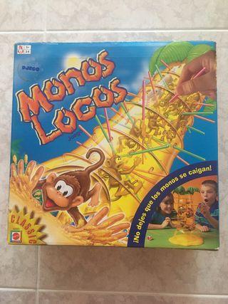 MONOS LOCOS JUEGOS