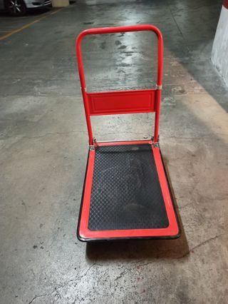 Plataforma para transporte grandes pesos