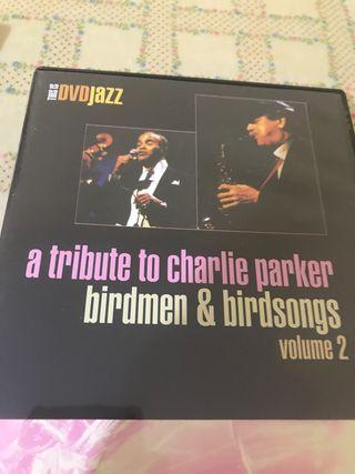 A tribute to charlie parker birdmen & birdsongs