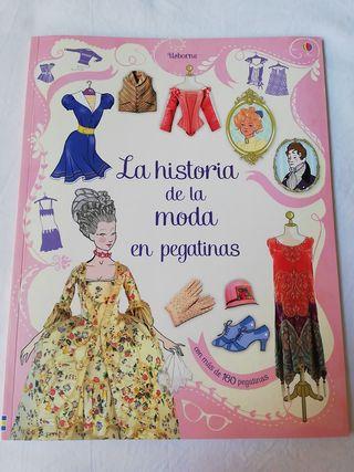 La historia de la moda