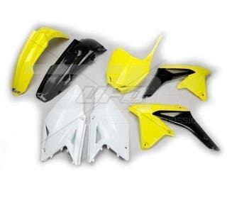 KIT DE PLASTICOS PARA MOTO CROSS