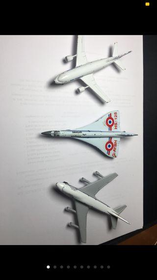 Aviones Matchbox 1973