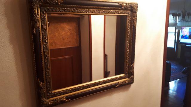 Marco con espejo (inglés)