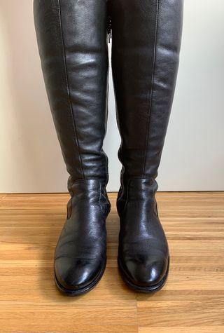 Botas de piel (mujer) - MARTINELLI