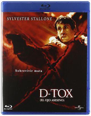 D-Tox [Blu-ray]