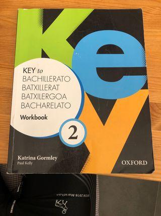 2 Bachillerato Key to Bachillerato. OxfordWorkbook