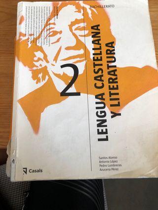 2 Bachillerato Lengua y Literatura