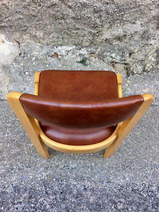 Silla Diseño vintage 1970