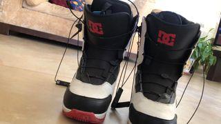 Botas DC de Snowboard