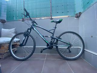 Bicicleta Indur 26DY rin 26 semi nueva oportunidad
