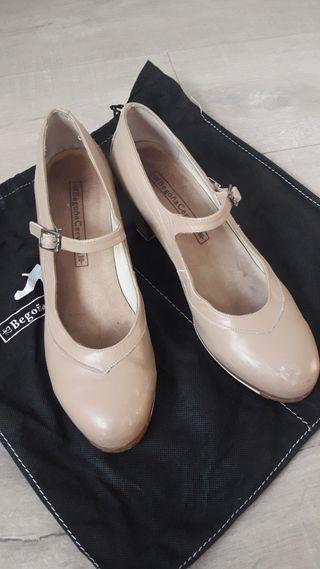 Zapatos de baile Flamenco Profesional