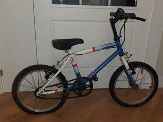 Bicicleta infantil 3-6 años