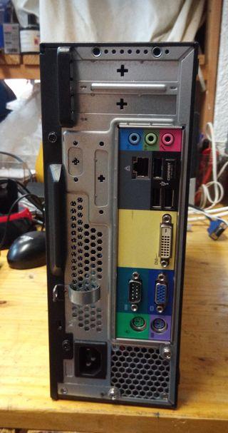 Ordenador Acer Veriton, Pentium 3240, 8Gb RAM