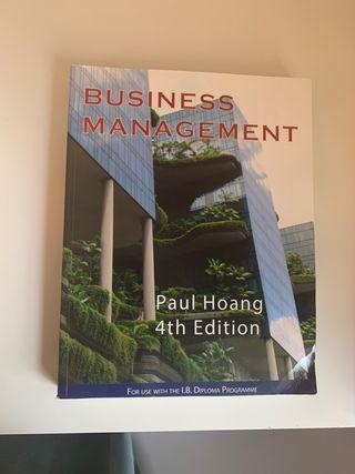 Libro Bachillerato Internacional Business