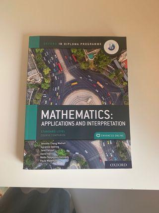 Libro Bachillerato Internacional Matematicas