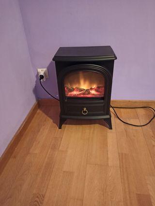 chimenea- calefactor