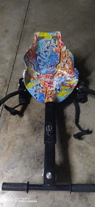 Hoverboard silla