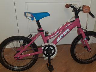 Bicicleta de 4-6 años