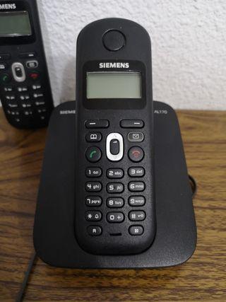 teléfono fijo Siemens