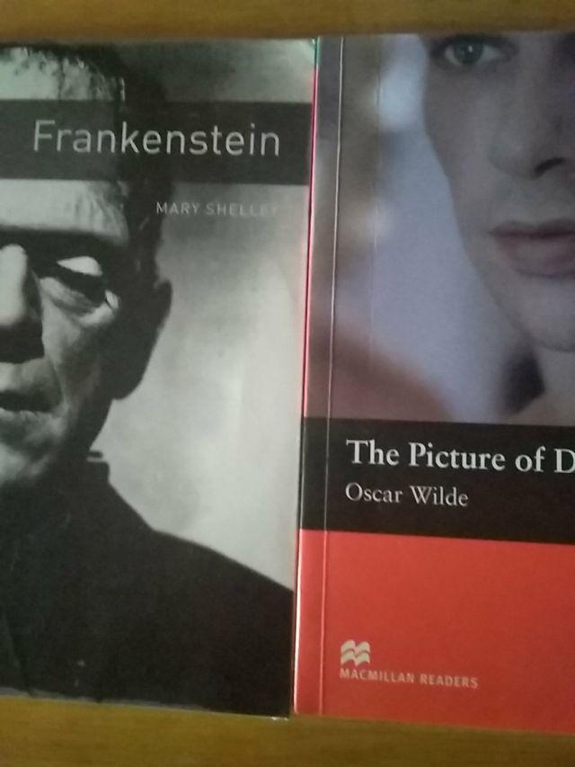 FRANKENSTEIN Y THE PICTURE OF DORIAN GRAY