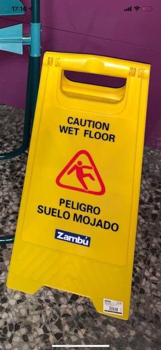 Baliza de advertencia
