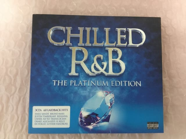 Chilled R&B - The Platinum Edition