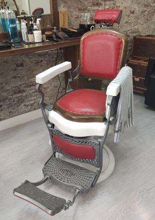 Sillones Barbería Antigüedades