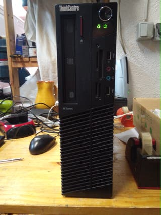 Ordenador Thinkcentre M:5049, i3-2120 3,3 GHz 4Ram